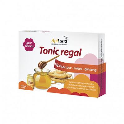Tonic regal