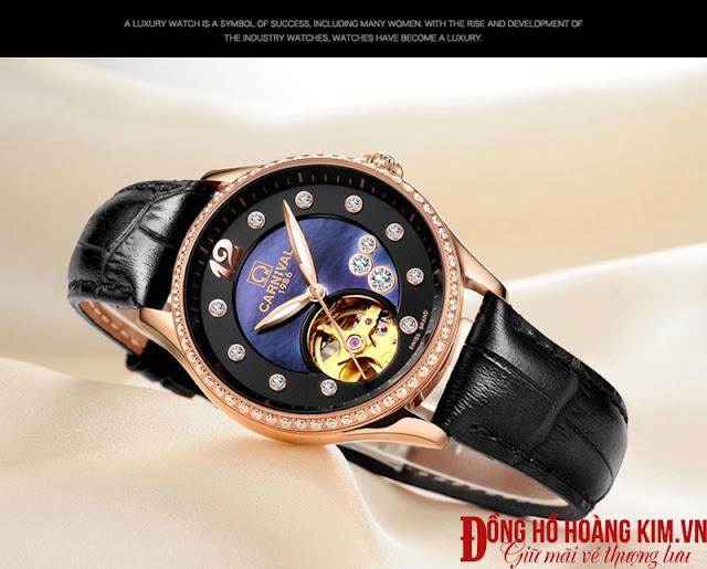 Đồng hồ Carnival 1986 chính hãng cho nữ