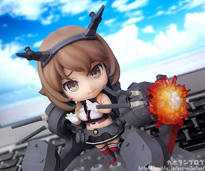"Nendoroid Mutsu de ""Kantai Collection"" - Good Smile Company"