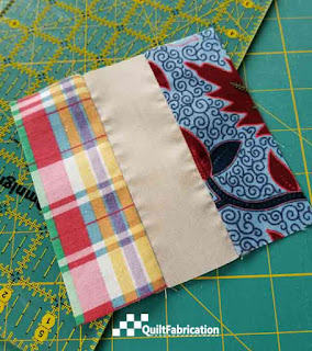 rail fence quilt block