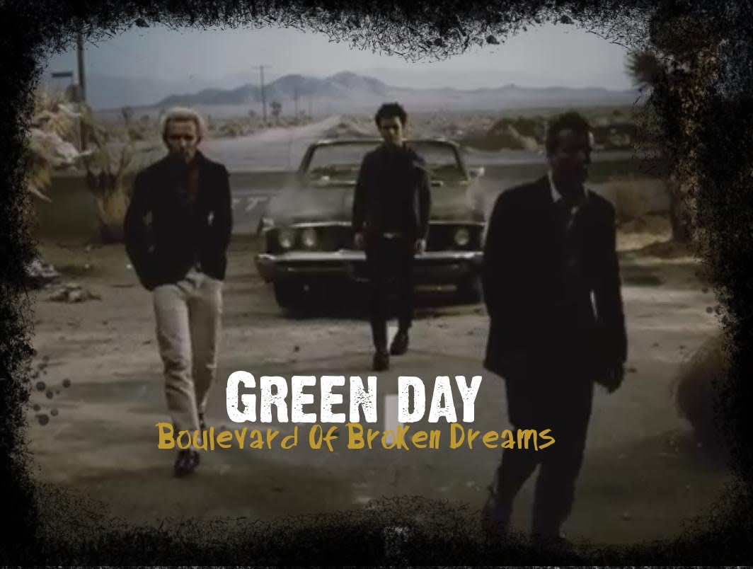 Boulevard Of Broken Dream By Green Day Guitar Chords Yoo Chords