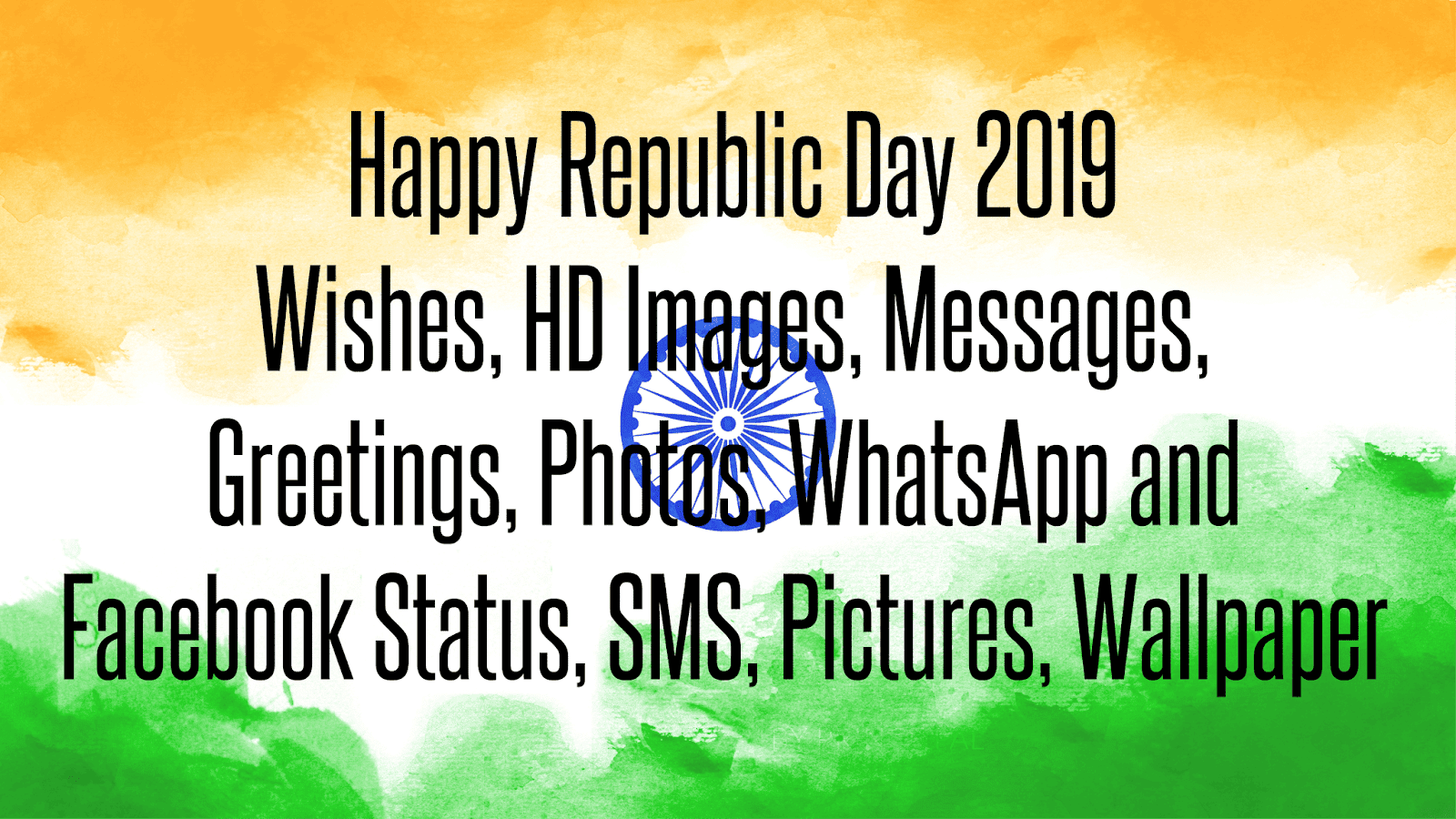 Happy Republic Day 2019 Wishes Hd Images Messages Greetings