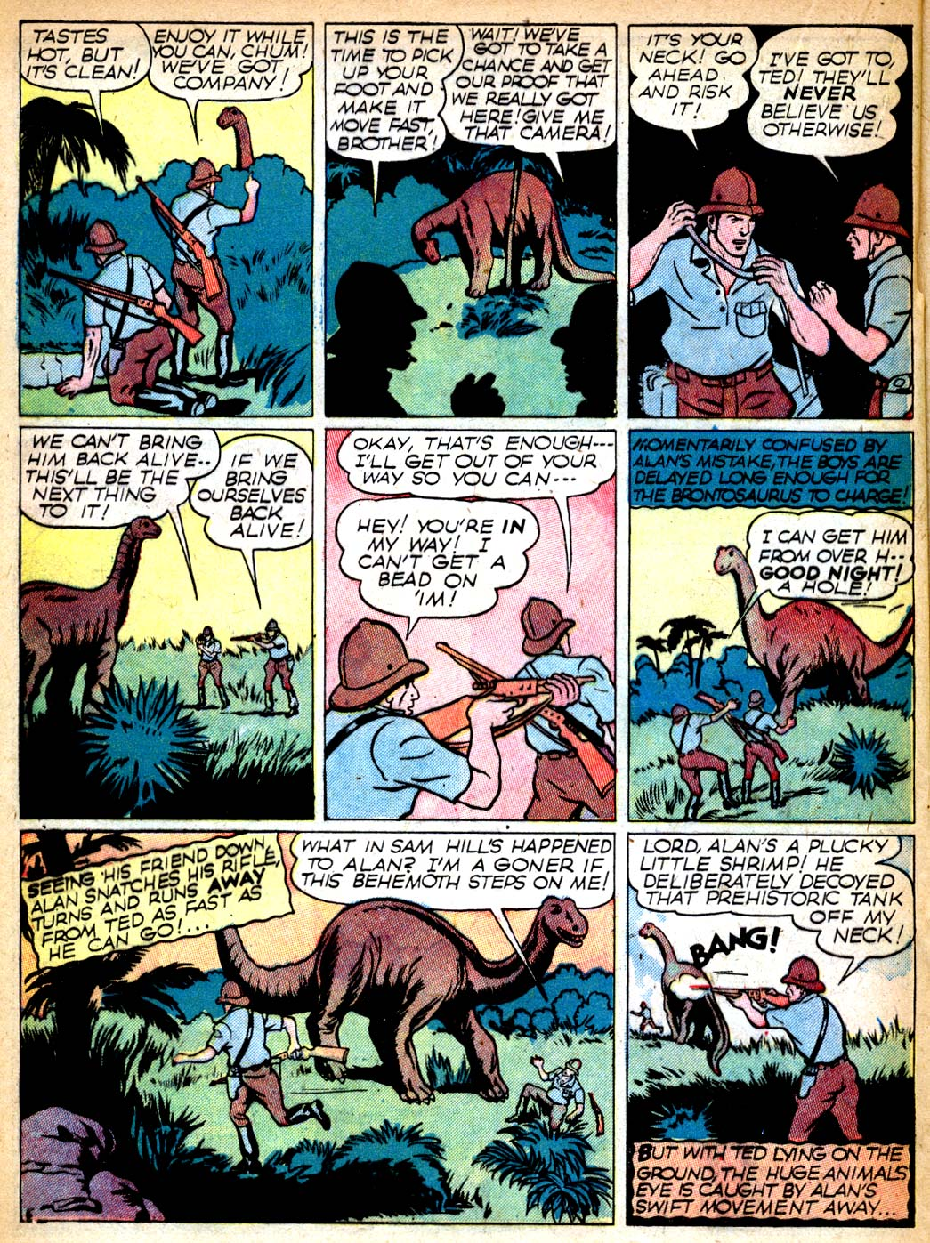 Read online All-American Comics (1939) comic -  Issue #9 - 36
