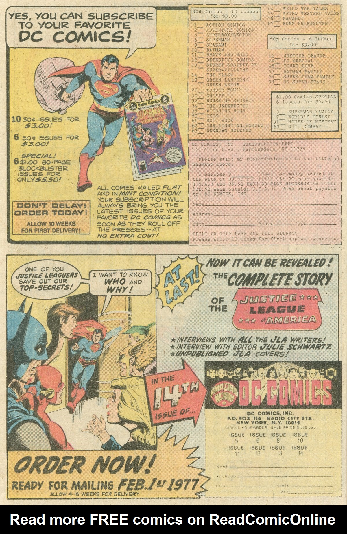 Read online World's Finest Comics comic -  Issue #244 - 68