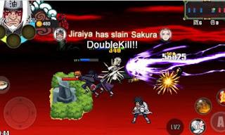 Download Game Seru Naruto Senki Apk Mod Chodet ukuran kecil
