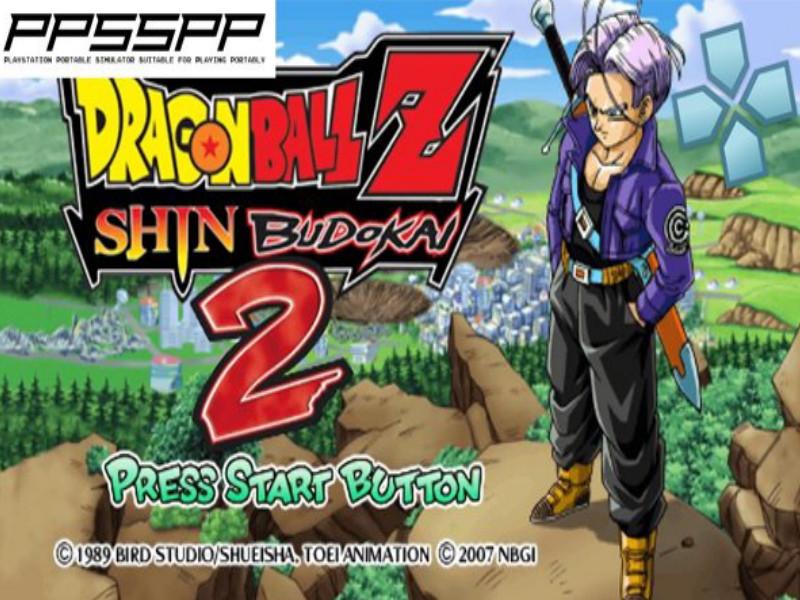 Download Ppsspp Game Dragon Ball Z Shin Budokai 5 – Dodesole