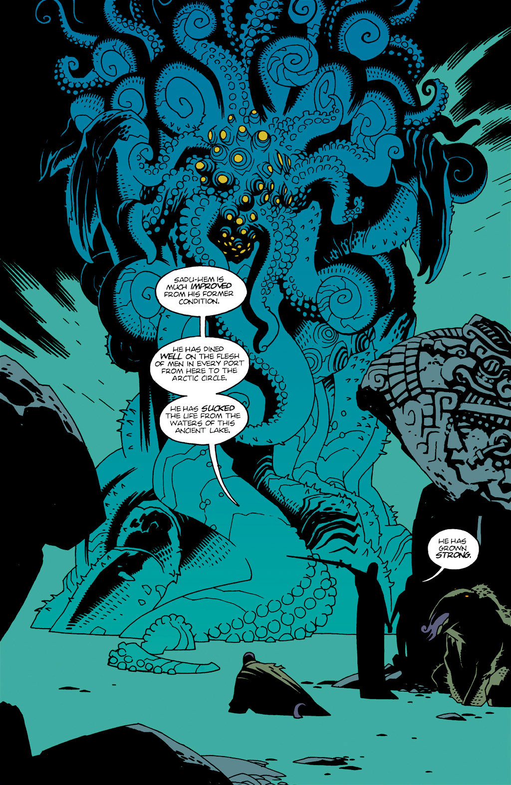 Read Hellboy Online