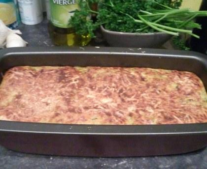 Tian of zucchini from Nice