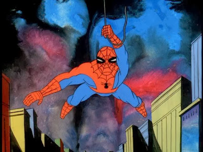 Saturday Morning Cartoons - Ralph Bakshi's Spider-Man (Or Is That, Spiderman?)