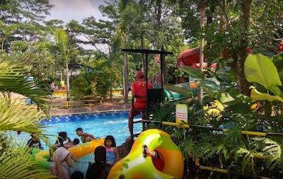 PROMO Harga Tiket Masuk Waterpark TRANSERA Harapan Indah Bekasi