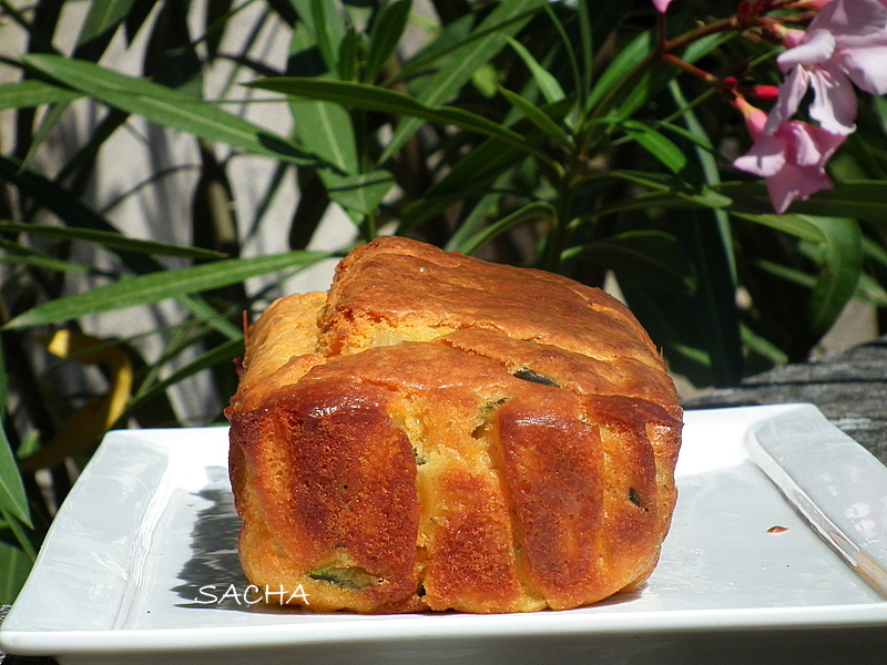 Recette Cake Olive Jambon Fromage