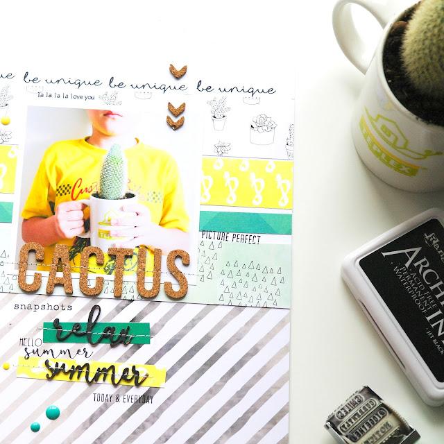 @matyushevskaya #layout #cactus