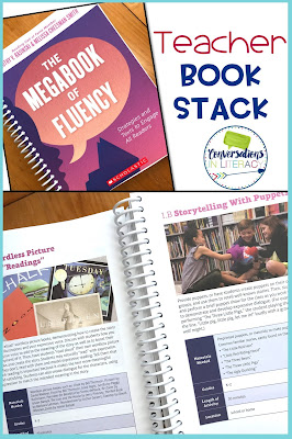 Teacher Book Stack Must Read Books for Teachers The Megabook of Fluency