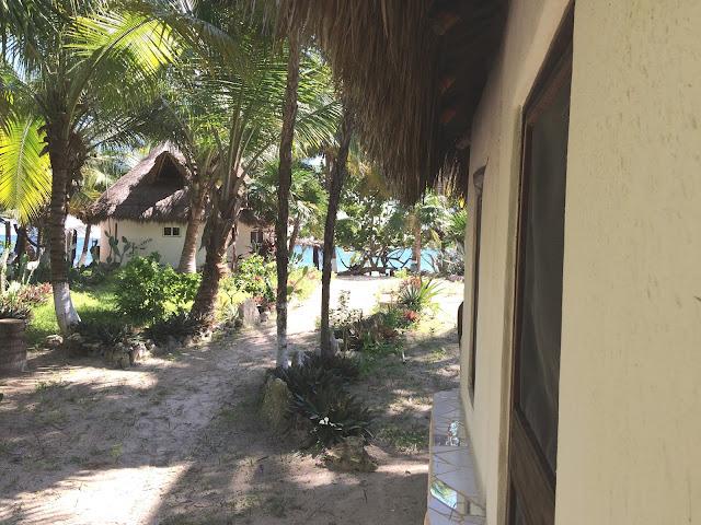 Cabanas en Mahahual / Costa Maya
