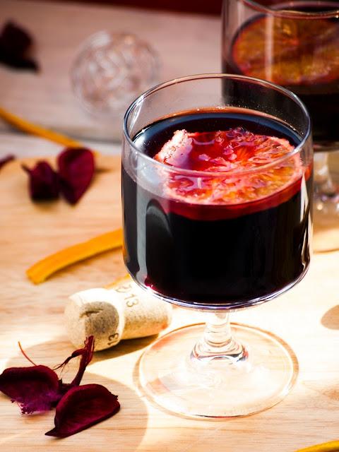 livre Recettes Traditionnelles et Revisitées, Concours, vin chaud rouge