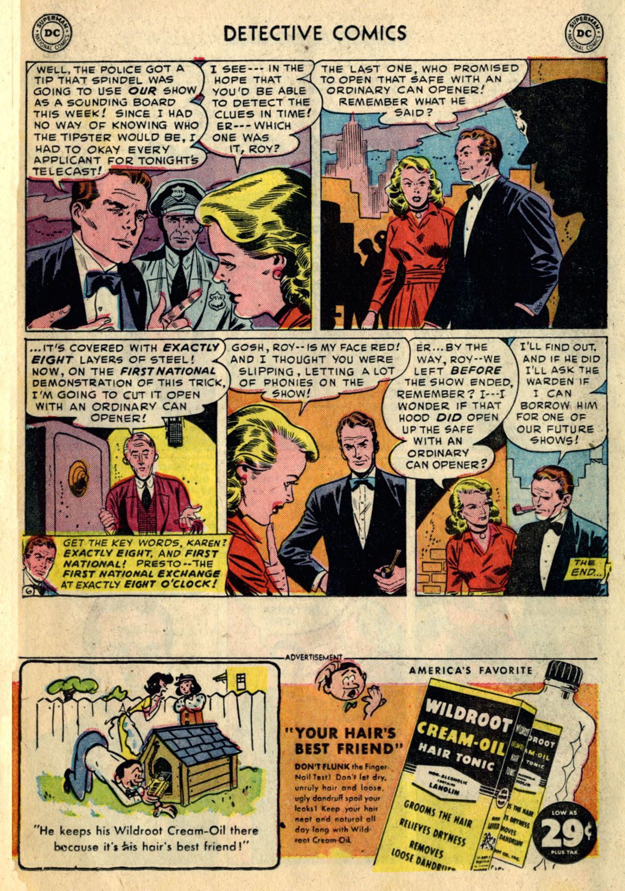 Detective Comics (1937) 192 Page 21