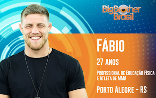 Facebook do Fábio do Big Brother Brasil