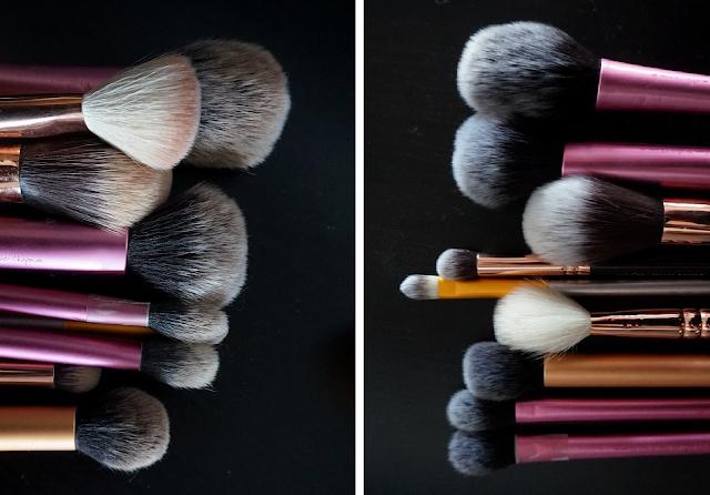 Laver parfaitement pinceaux maquillage