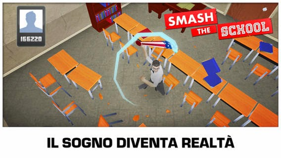 -GAME-Smash the School - Soluzione Anti-Stress!