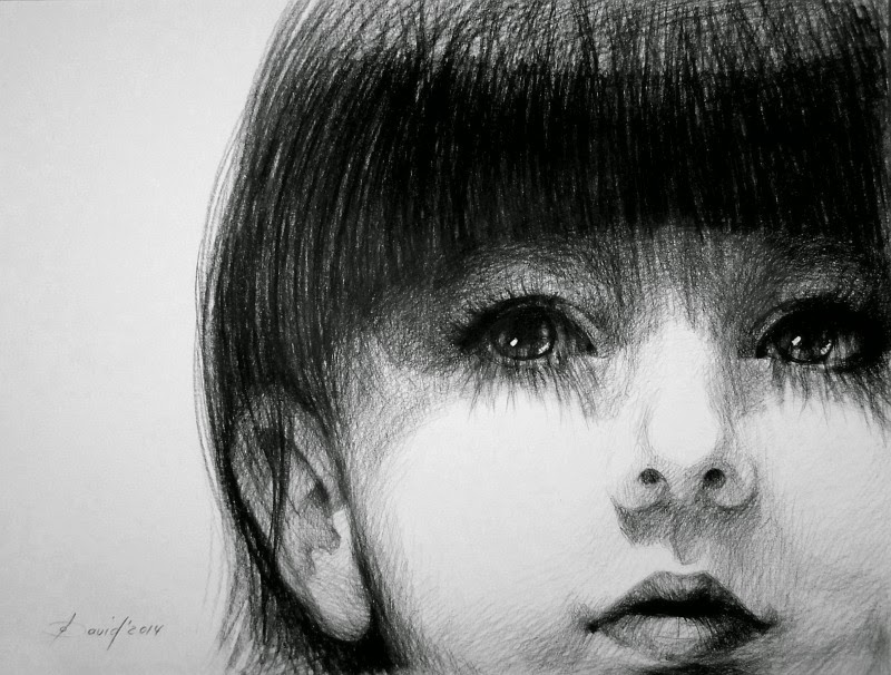 Mädchen Porträt bestellen vom Foto
