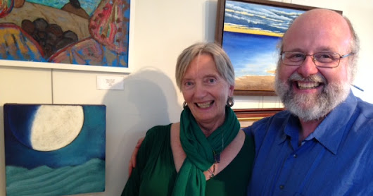 Thank you Gallery 215, Selma, NS for another wonderful art season