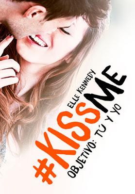 OFF TOPIC : LIBRO - Objetivo: tú y yo (#KissMe 2)  Elle Kennedy (Alfaguara - 9 Junio 2016)  NOVELA JUVENIL ROMANTICA - LITERATURA  Edición papel & digital ebook kindle  Comprar en Amazon España