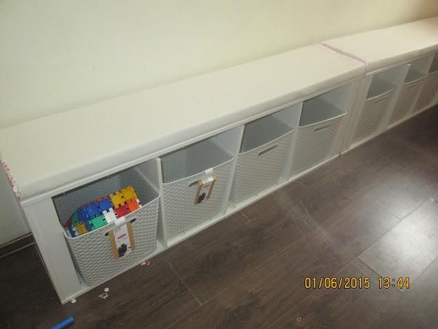IMG 0007 - ארון שהפך לספסל לילדים