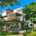 Bán biệt thự đẹp quận 7 được hội kiến trúc nhà đẹp bình chọn