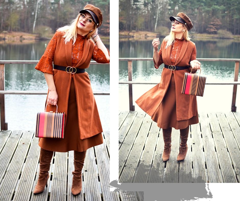 Outfit Ton in Ton / Wie kombiniere ich einen Look Ton in Ton
