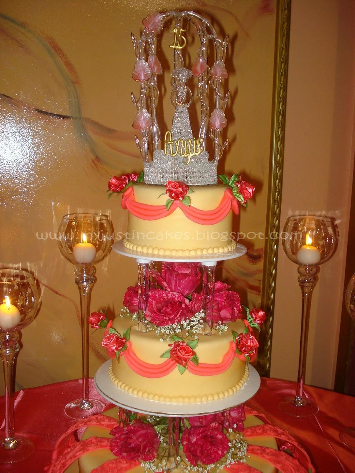 Just In Cakes Quincea 241 Era Cake
