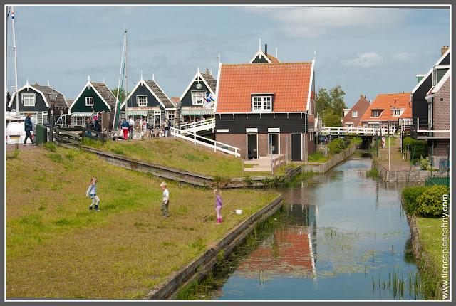 Marken Pueblo holandés con encanto