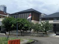 Menyambangi Rumah Baru SBY Pemberian dari Negara