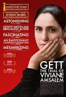 Gett: The Trial of Viviane Amsalem (2015) Poster
