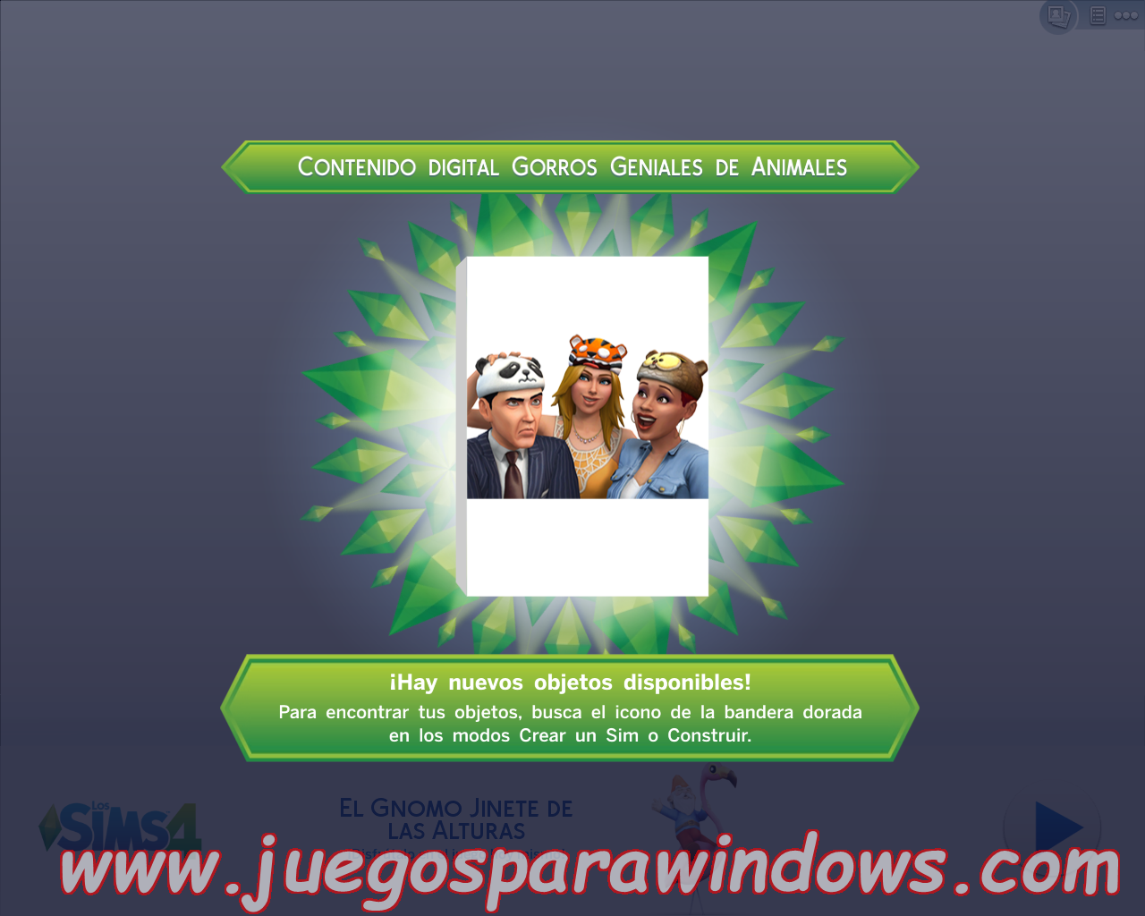 Los Sims 4 Digital Deluxe Edition ESPAÑOL PC Full + Update v1.4.83.1010 Incl DLC (RELOADED) 1