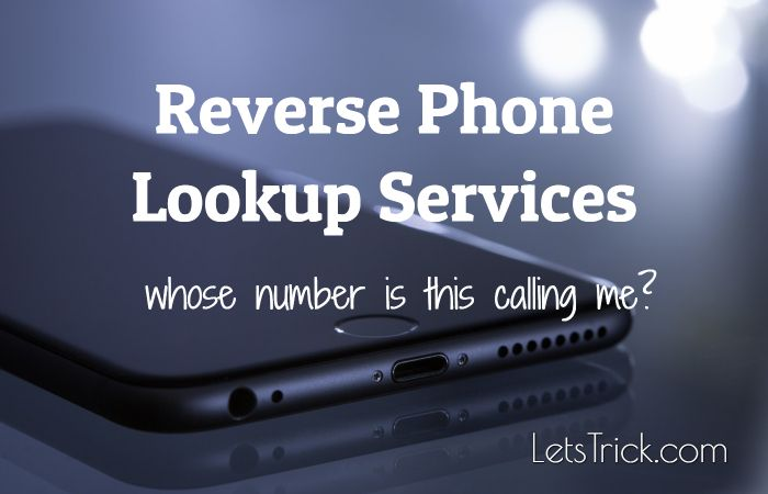 Why Should You Go for the Free Reverse Phone Lookup Service?