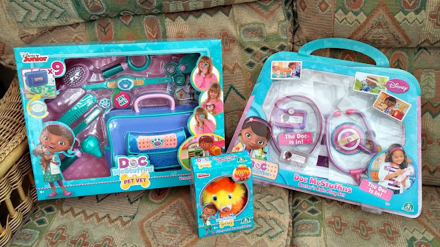 We are #DocMcStuffins Party Hosts