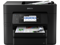 Epson WF-4740DTWF Install Drivers Software