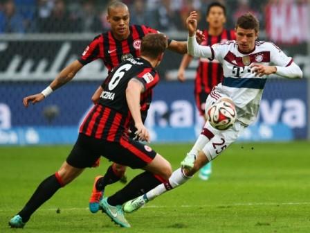 Prediksi Frankfurt vs Bayern Munchen Liga Jerman