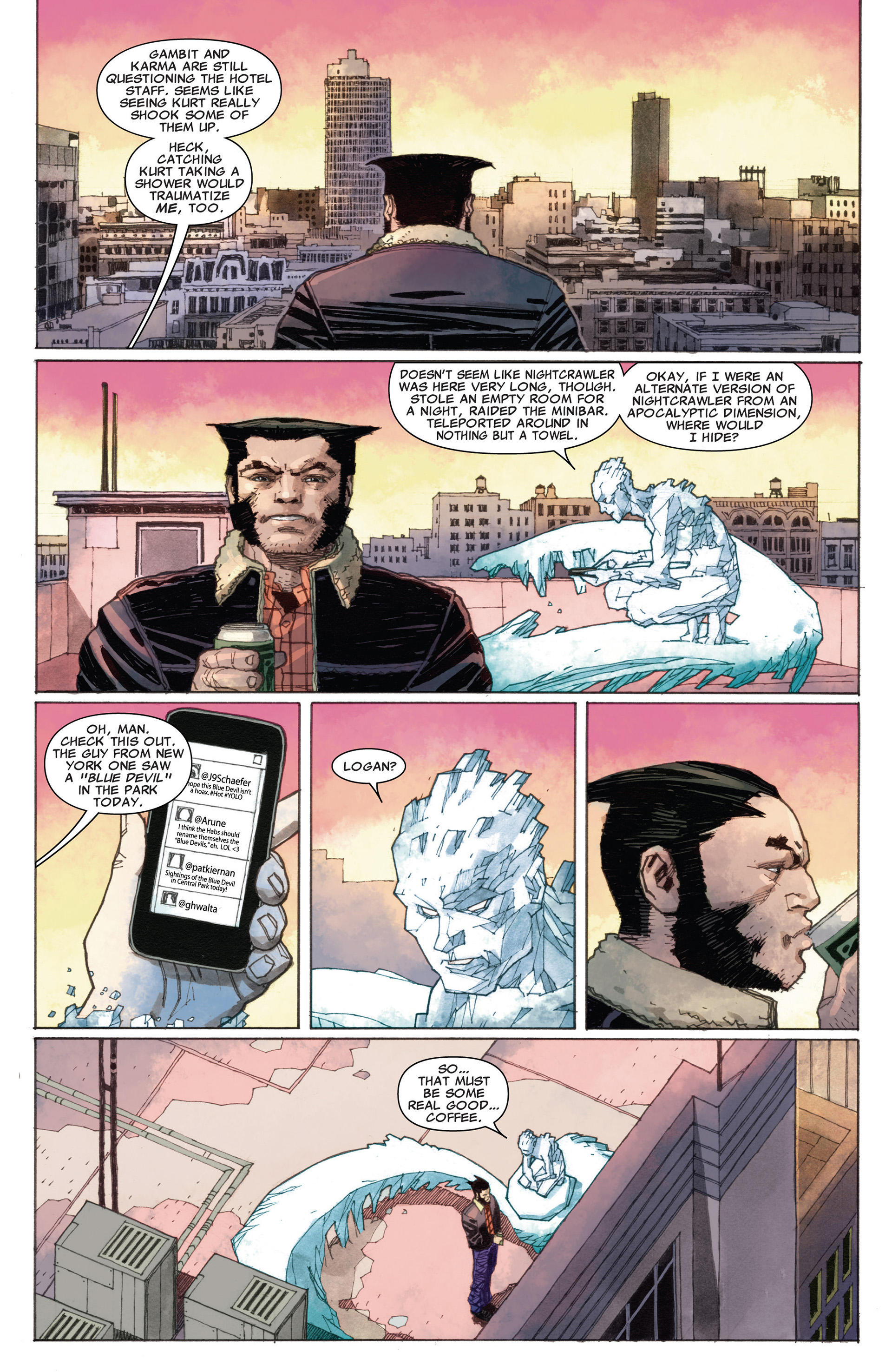 Read online Astonishing X-Men (2004) comic -  Issue #59 - 11