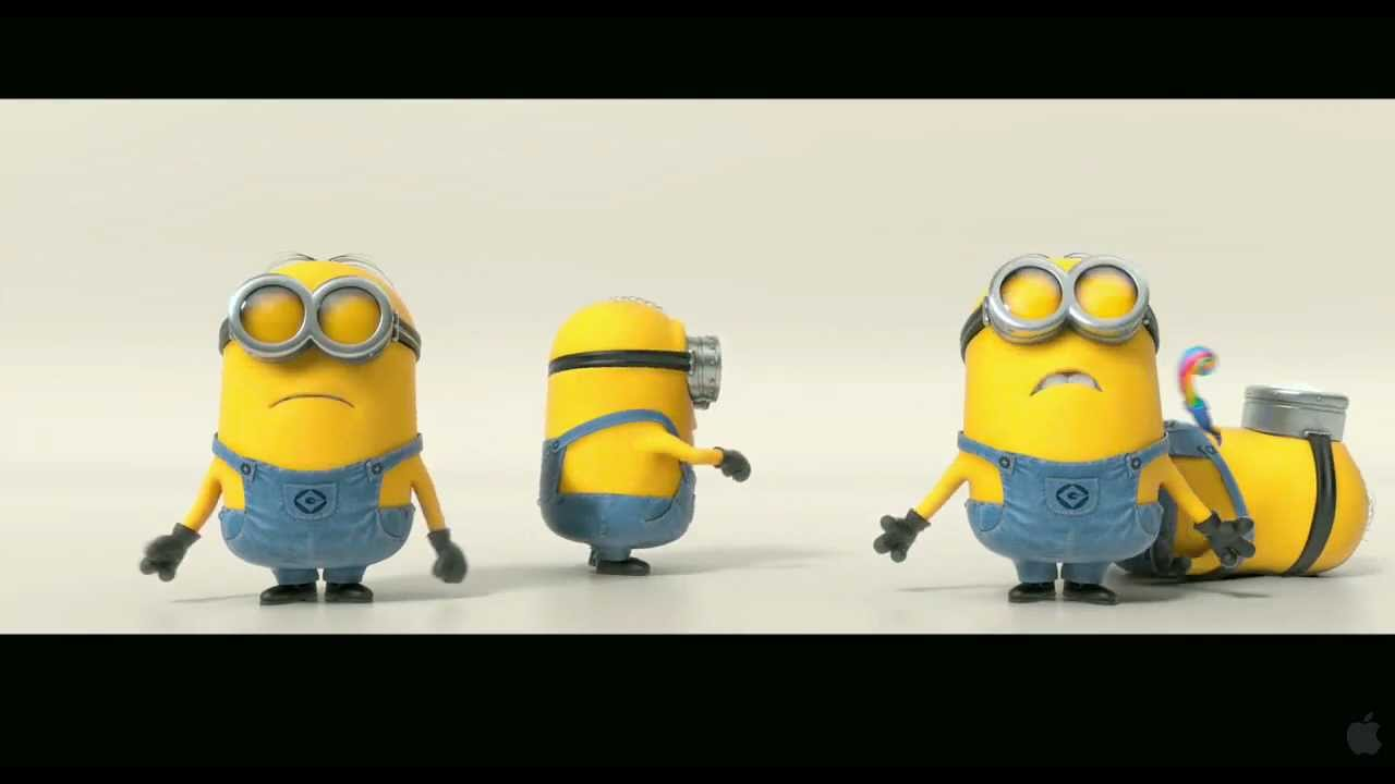 That's Awesome Minions Banana Songs Lyrics