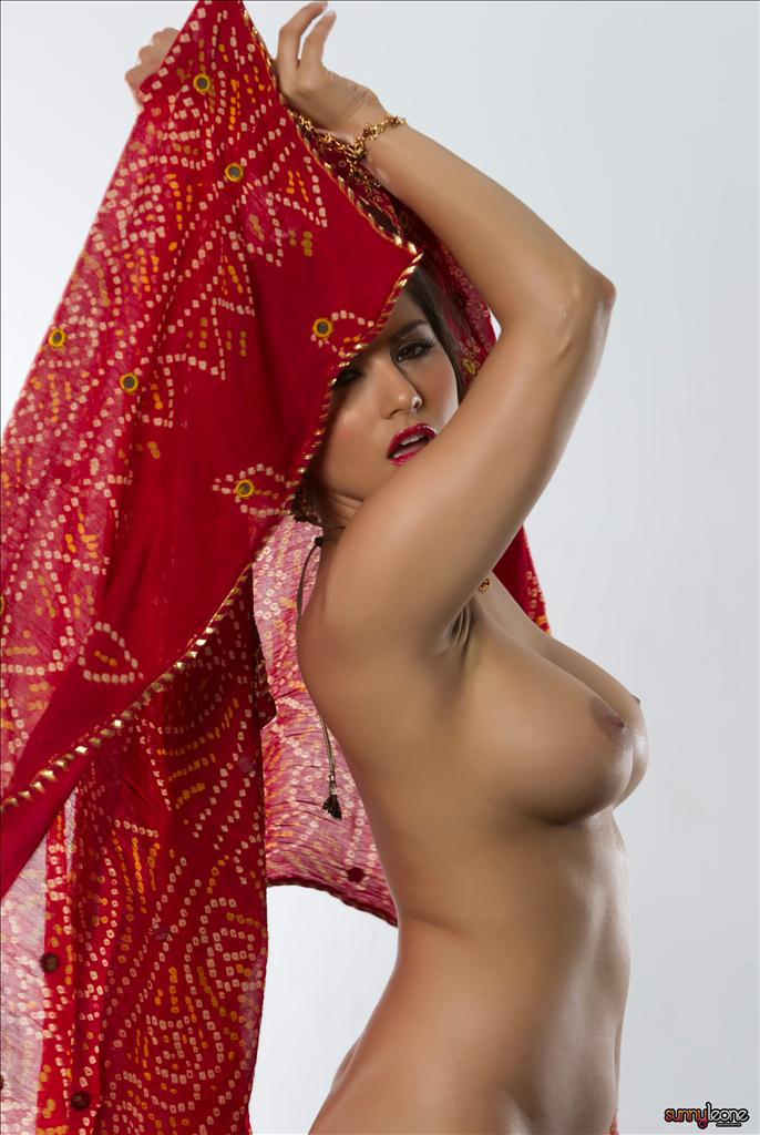 Semi nude indian women #4