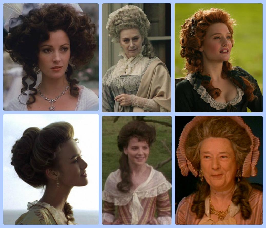 Awesome Francine Howarth Romancing History Georgian Hairstyles Pre Natural Hairstyles Runnerswayorg