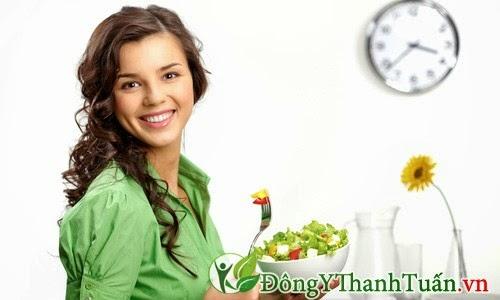 Chế độ ăn cho người đau dạ dày - Ăn đúng giờ giấc