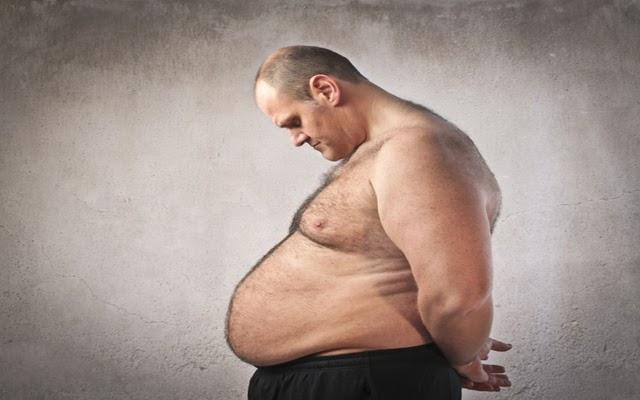 perut buncit, perut gemuk, gemuk