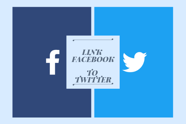 How To Link Facebook Page To Twitter<br/>