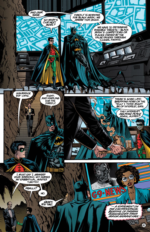Detective Comics (1937) 690 Page 3