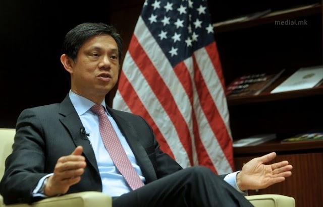 Hoyt Brian Yee Tipped as US Ambassador in Macedonia