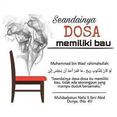 Didalam islam juga dikenal dengan namanya dosa jariyah, dosa yang tidak akan berhenti juga meskipun kita sudah meninggal.