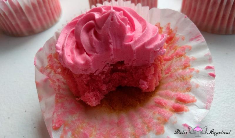 Delicioso cupcakes de chicle