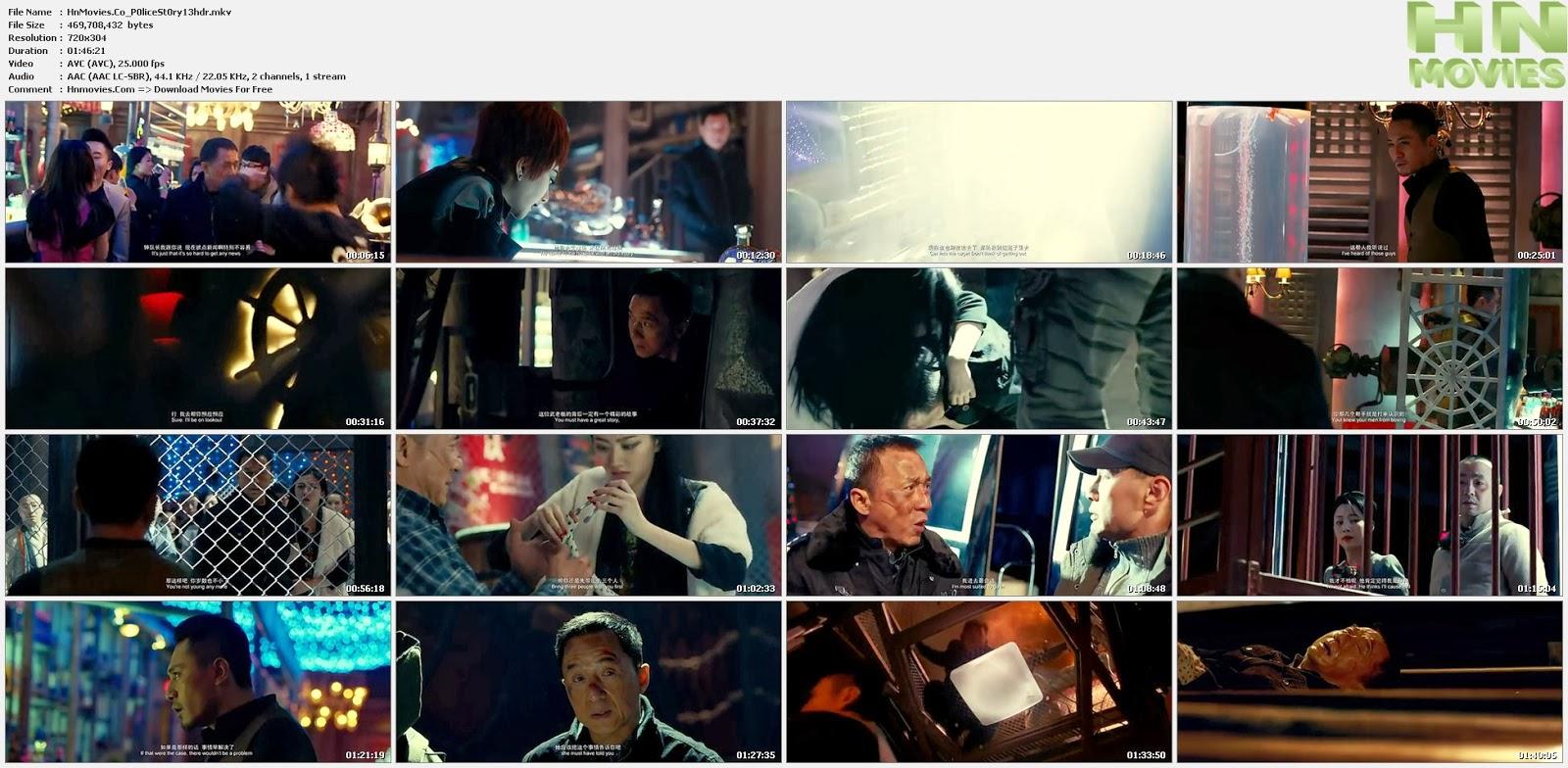 movie screenshot of Police Story fdmovie.com